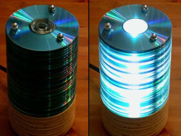 Recicle seus CDs usados com dicas de artesanato 007