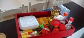 Caixotes de feira na cozinha – Inspiração para seu lar