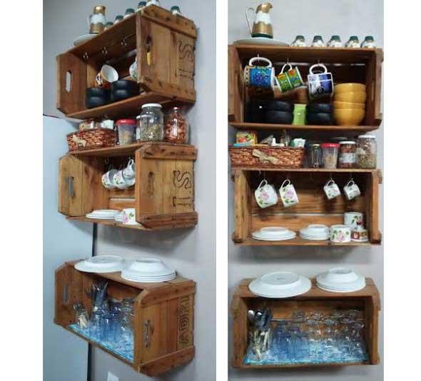 Armario Lavanderia Leroy Merlin ~ Armário de caixote para cozinha Saiba como fazer