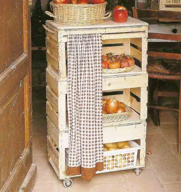 Kit Adesivo Joia De Unha ~ Armário de caixote para cozinha Saiba como fazer