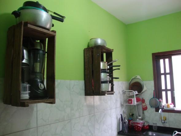 Aparador Hemnes Ikea Segunda Mano ~ Armário de caixote para cozinha Saiba como fazer