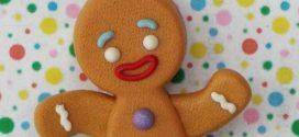 Receita de biscoito de gengibre – Aquele que aparece no Shrek