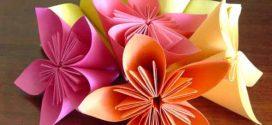 Artesanato com origami – Ideias para fazer em casa
