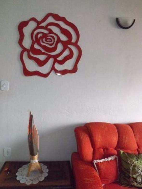 Artesanato para enfeitar sua sala