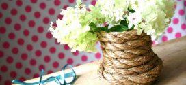 Artesanato com cordas – Veja dicas inspiradoras
