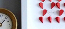 DIY – Quadro de coração – Saiba como fazer