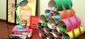 Faça objetos criativos com dicas de artesanato