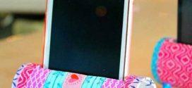 Porta celular criativo – Confira dicas e modelos