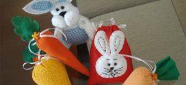 Artesanato com tecido para Páscoa – Confira algumas dicas