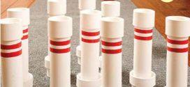 Brinquedos de canos de PVC – Veja estas dicas e modelos