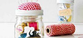 Ideias para organizar pequenos objetos em casa