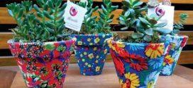 Artesanato com tecidos de chita – Confira alguns modelos