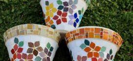 Artesanato com mosaico – Confira dicas para fazer em casa