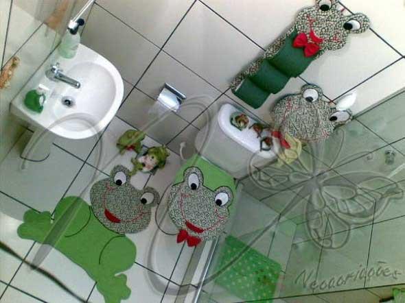 Artesanato Fortaleza Comprar ~ Dicas criativas de artesanato para enfeitar o banheiro