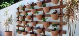 DIY – Como montar um jardim vertical no quintal