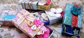 Criatividade com caixas de fósforos