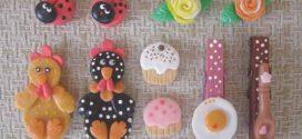 Imãs de geladeira criativos – Veja modelos para fazer em casa