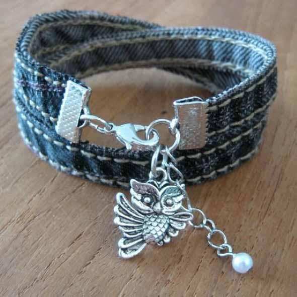 Artesanato Da Maria Figueiredo ~ Bracelete e pulseira artesanal Saiba como fazer