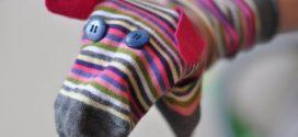 Dicas de trabalhos artesanais com meias