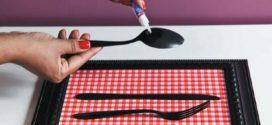 Como reciclar talheres com artesanato – Confira estas dicas