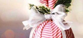 DIY – Enfeites natalinos – Como fazer em casa