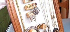 Expositor de jóias artesanal – Confira dicas e modelos