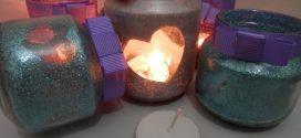 Potes porta velas artesanais – Aprenda a fazer o seu