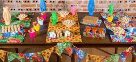 Bandeirinhas e decorações de festas juninas – Como fazer