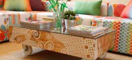 Como fazer uma mesinha em casa – Dicas de artesanato