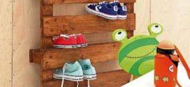 Saiba como fazer um porta calçados artesanal