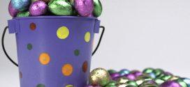 Lembrancinhas de chocolate para Páscoa 2019