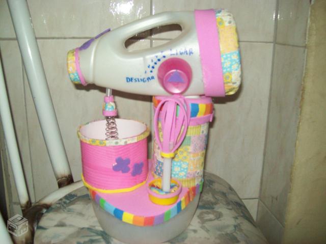 Brinquedos com material reciclado 13