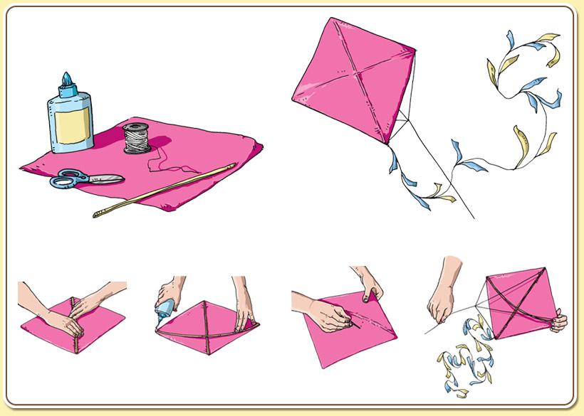 Como fazer pipa 2