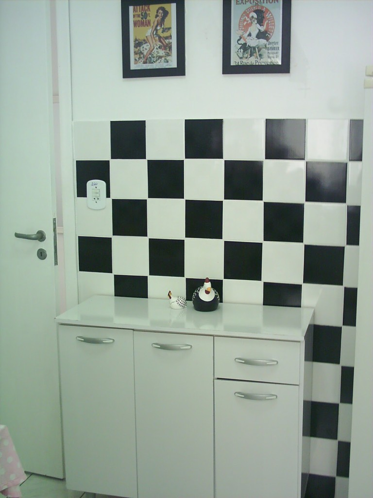 Decorar paredes com papel adesivo 1