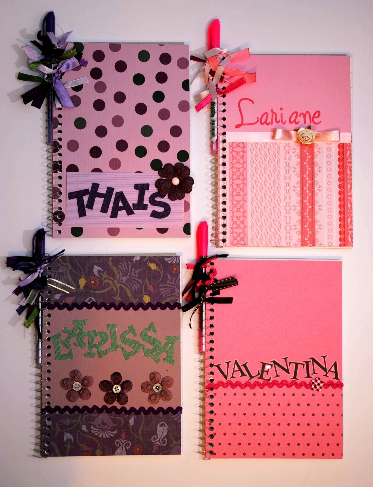 Como customizar cadernos de forma criativa 04