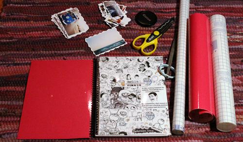 Como customizar cadernos de forma criativa 14