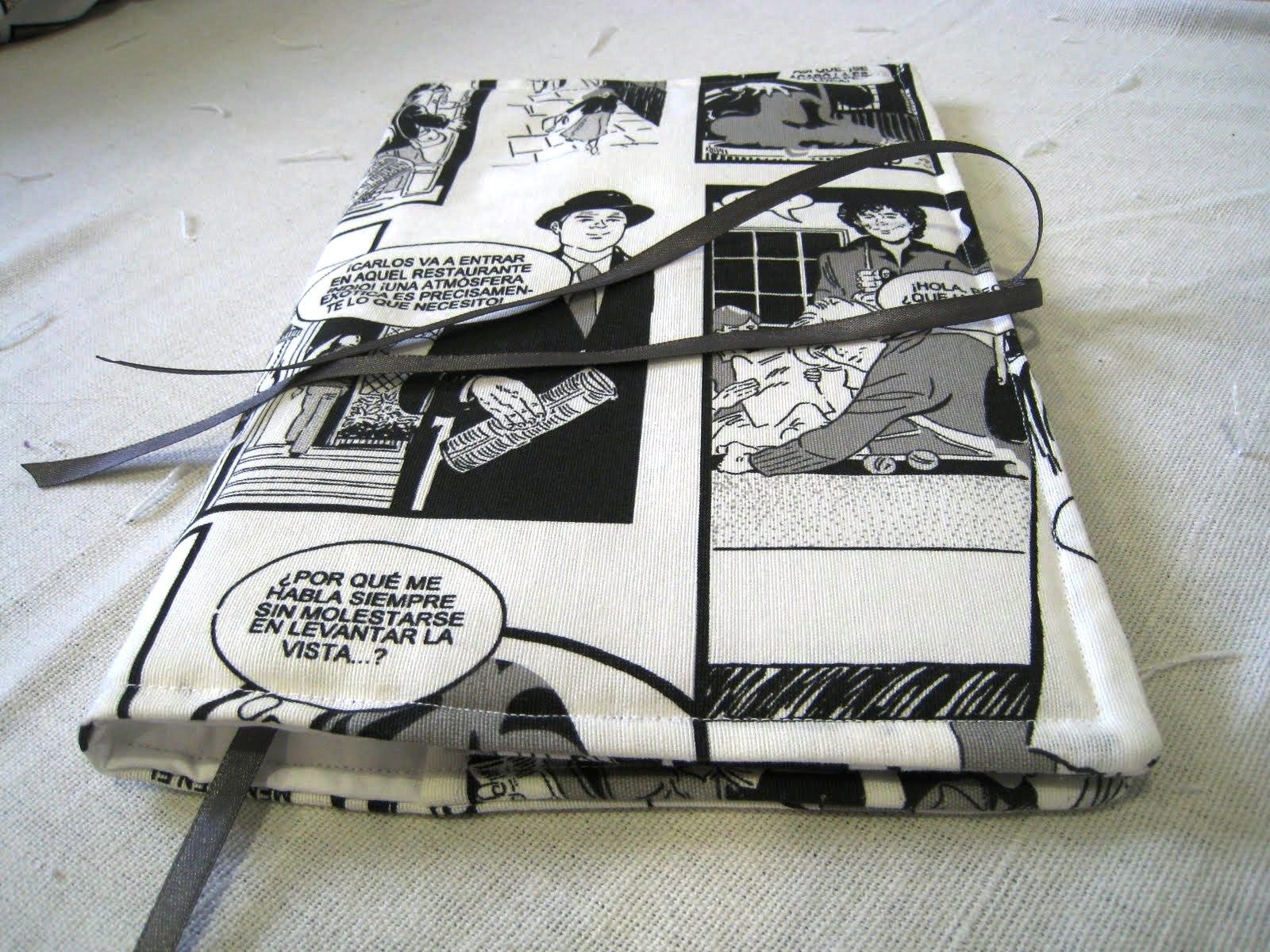 Como fazer bolsa para livro em tecido 03