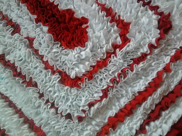 Como fazer tapete de retalhos 04