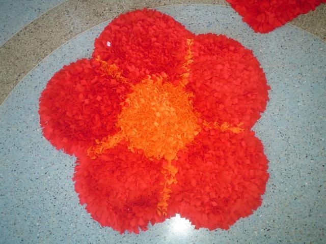 Como fazer tapete de retalhos 05