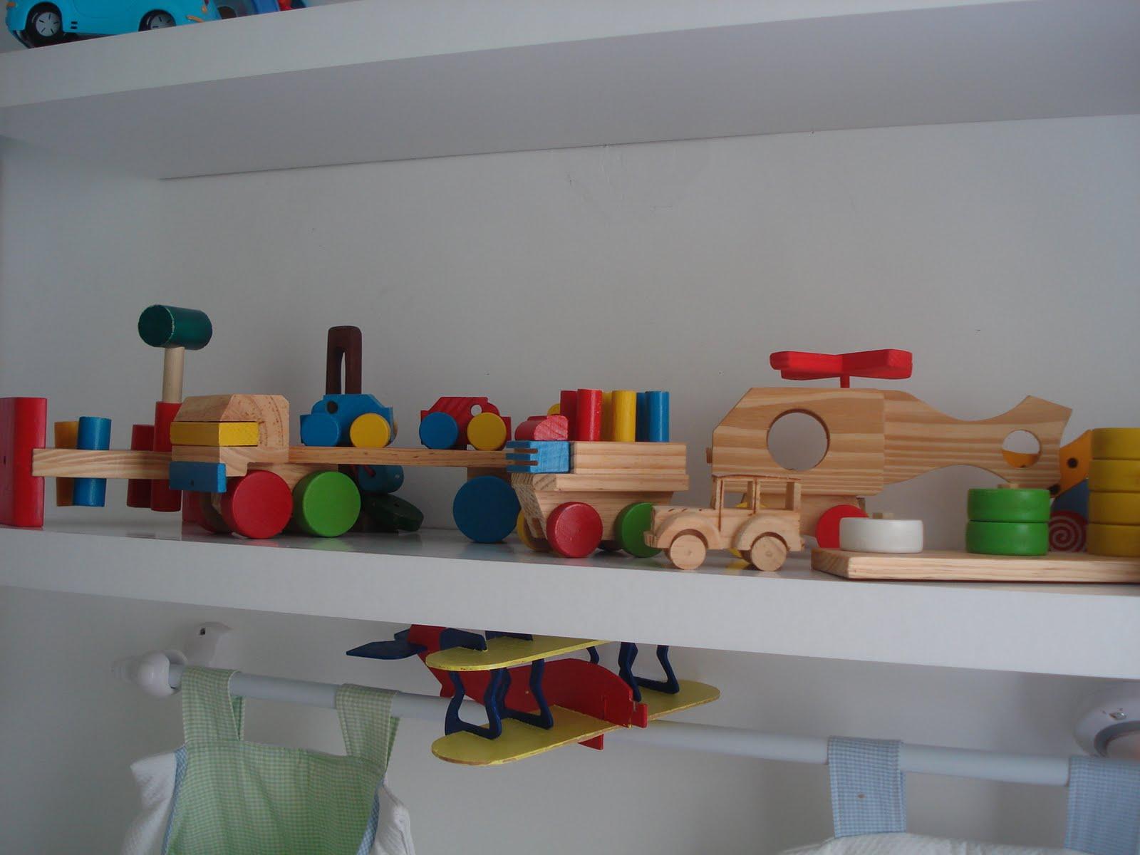 brinquedos artesanais de madeira 16