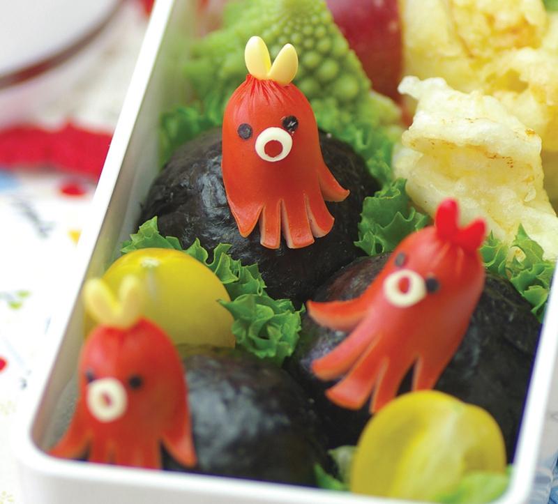 comida criativa para crianças 11