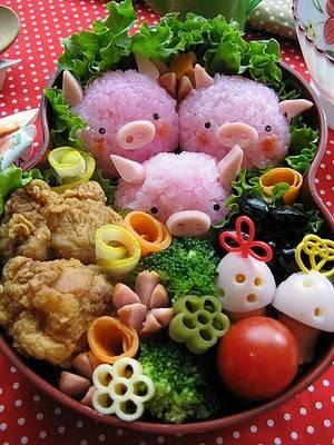 comida criativa para crianças 12