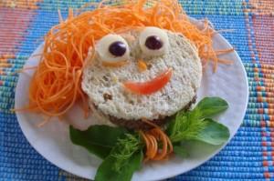 comida criativa para crianças 16