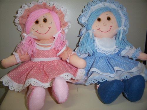 Como fazer boneca de pano 05