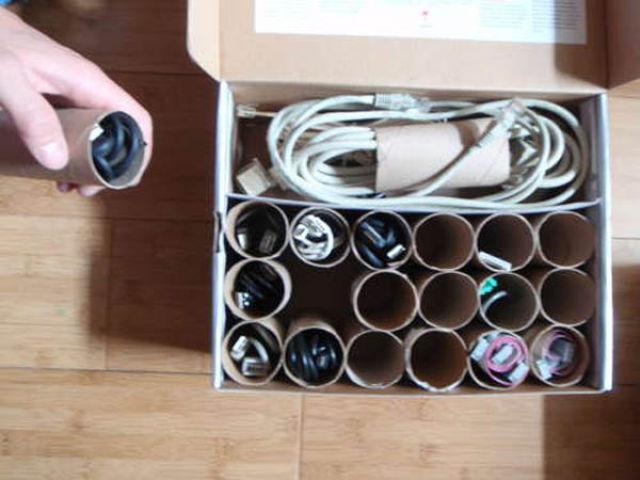 Como fazer um organizador de gavetas 08