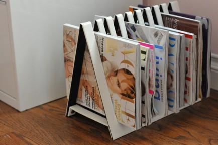 Como fazer um porta revistas 03