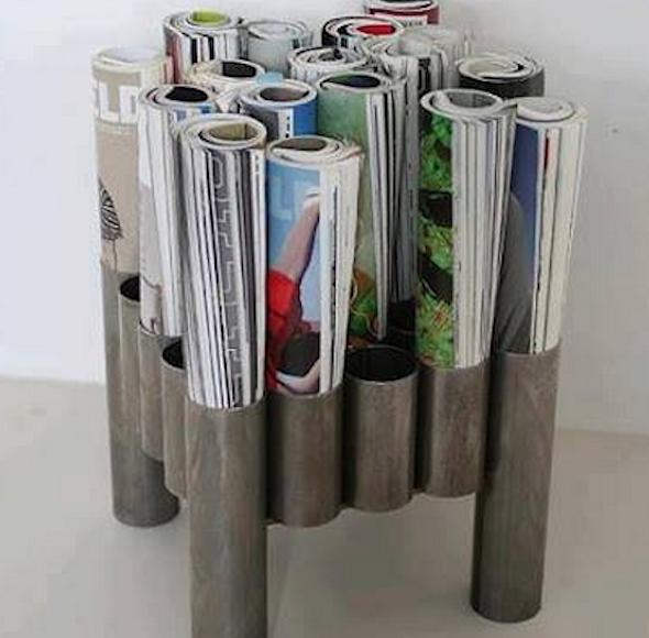 Como fazer um porta revistas 09