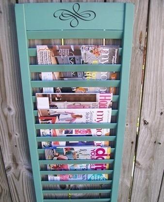 Como fazer um porta revistas 15
