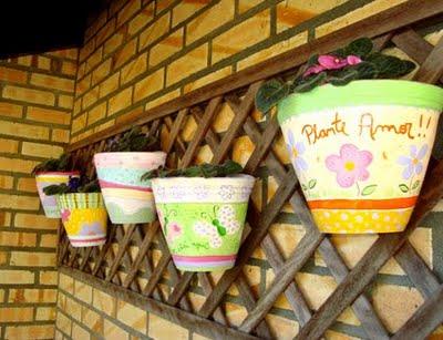 Como pintar vasos de cerâmica 04