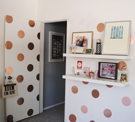 Decorar paredes com papel contact 03